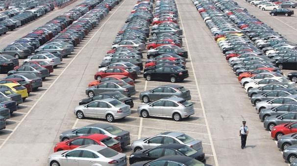 десятки тысяч заброшенных Volkswagen