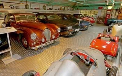 Автомобильная коллекция