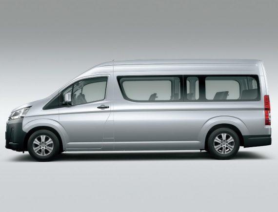 Toyota Hiace 2019 – 2020