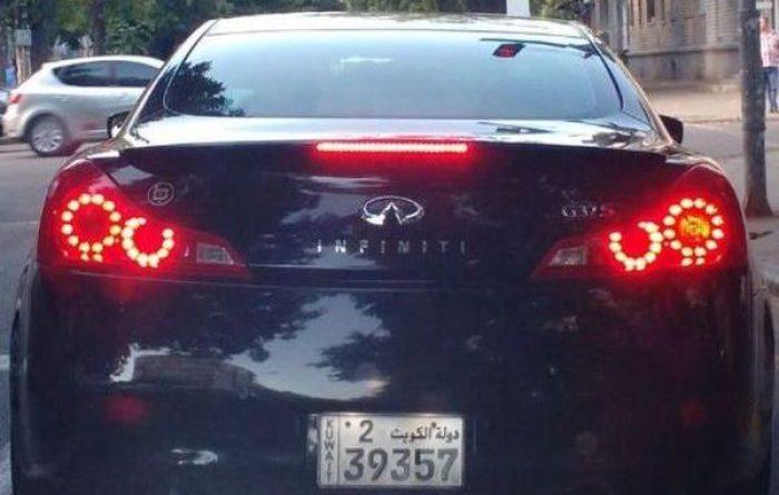 автомобили с азиатской регистрацией