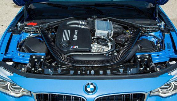 BMW расширит линейку двигателей моделей M3 и M4