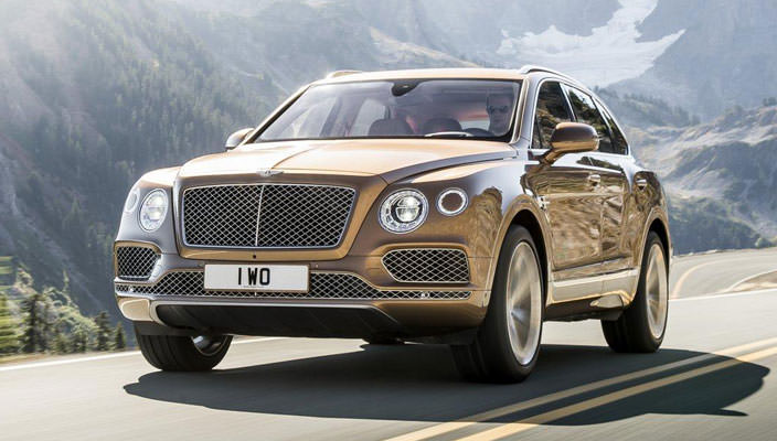 Bentayga Pearl of the Gulf