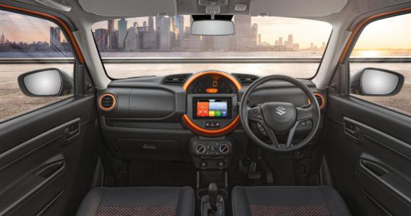 Suzuki S-Presso фото салона