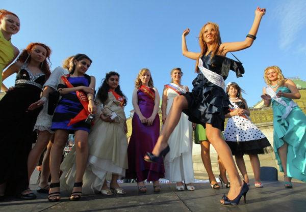 В Москве перекроют улицы из-за школьных выпускных