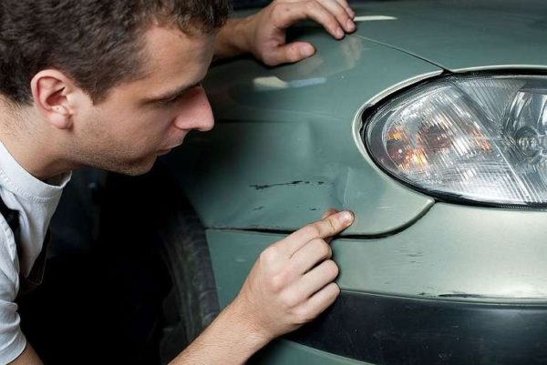 Как удалить царапины на авто